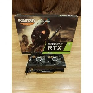 RTX2070,RTX 2070 มือสอง,INNO3D RTX 2070 มือสอง