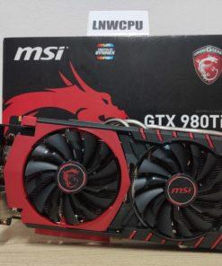 MSI 980TI,GTX 980TI,980TI มือสอง