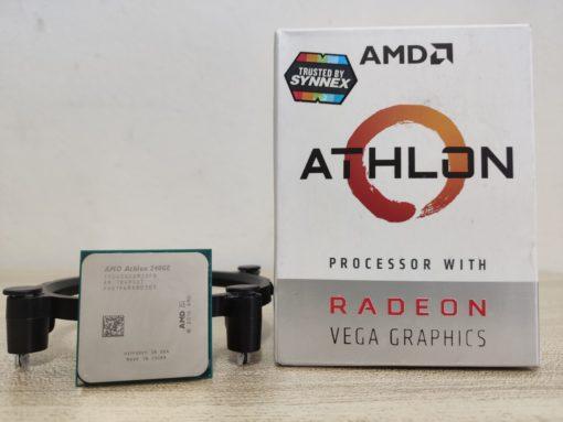 Athlon 240GE,CPU AM4